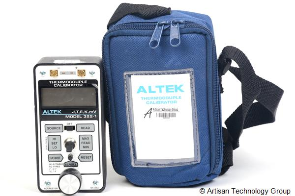 Altek Model 322-1 Thermocouple Calibrator