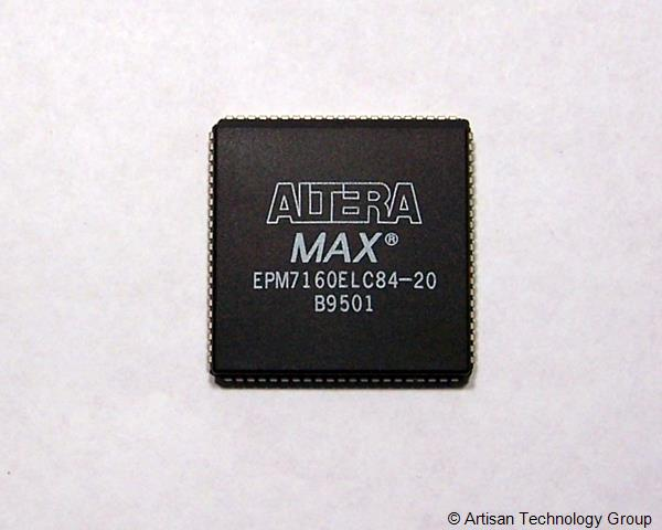 Altera MAX 7000 Series Programmable Logic Device Chips