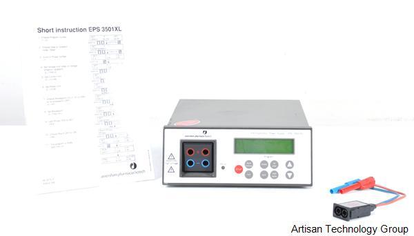 GE Healthcare / Amersham Pharmacia EPS 3501 XL Electrophoresis Power Supply