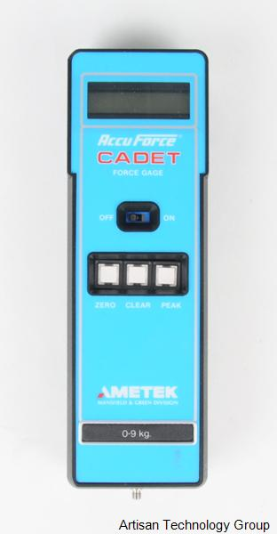 Ametek / Mansfield and Green AccuForce Cadet Force Gage