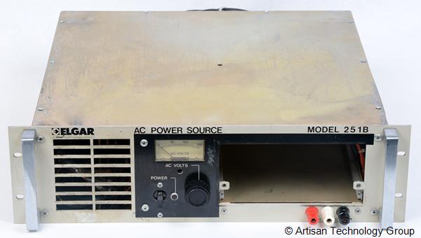 Ametek / Elgar 251B Single Phase Output AC Power Source