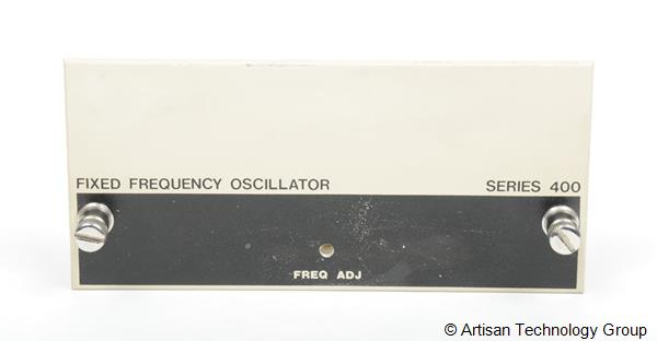 Ametek / Elgar 443-.1 Fixed Frequency Oscillator Module