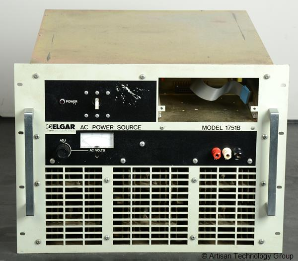 Ametek / Elgar Model 1001B and 1751B Power Sources