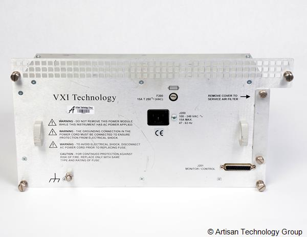 Ametek / VTI Instruments / VXI Technology 52-0912-100 CT-400 Modular 13-Slot VXI Mainframe Power Supply