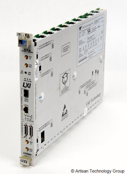 Ametek / VTI Instruments / VXI Technology EX2500A LXI-VXI Gigabit Ethernet Slot 0 Interface