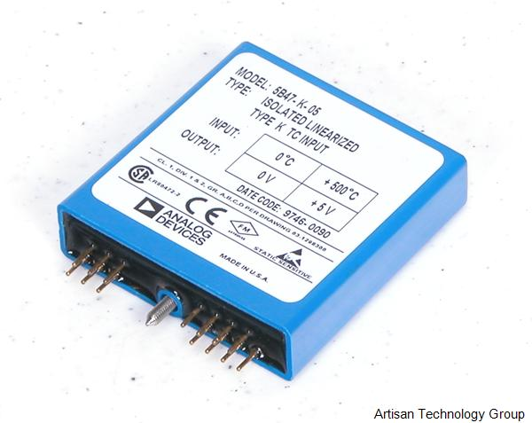 Analog Devices 5B47-K-05 High Performance Plug-In Signal Conditioner