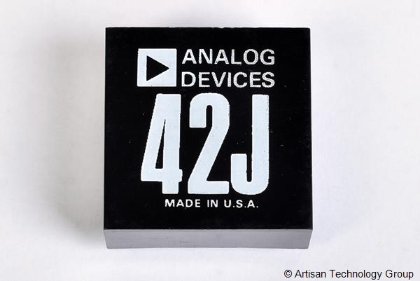 Analog Devices 42J FET Amplifier