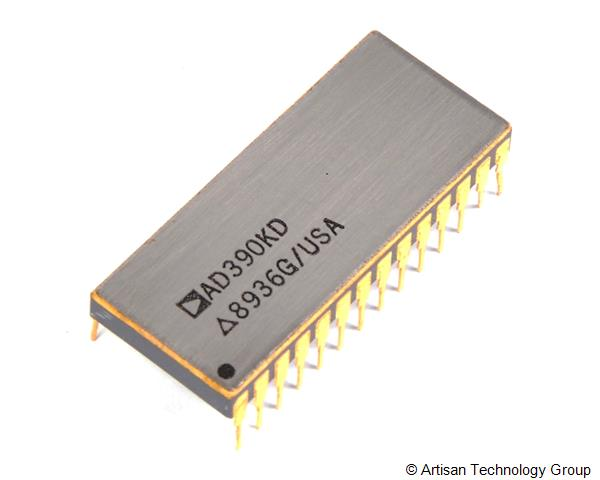 Analog Devices AD390 Quad 12-Bit Microprocessor-Compatible D/A Converter