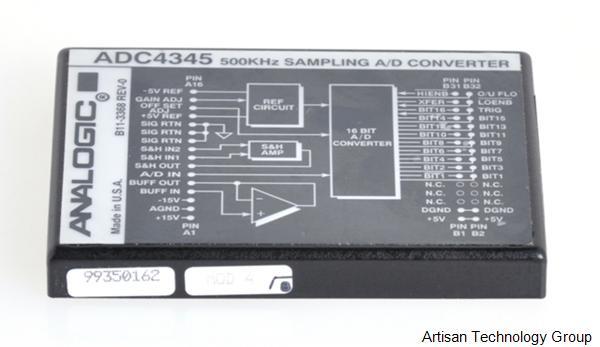 Analogic ADC4345 Sampling A/D Converter