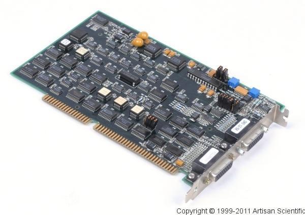 Analogic DAS-12/50 12-bit High Speed Data Acquisition Board