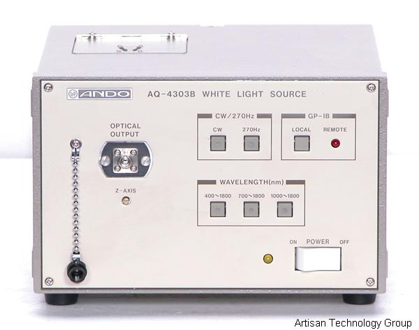 Yokogawa / Ando AQ-4303B White Light Source