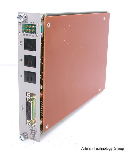 Anritsu MD0623A G.703/G.704 2.048 Mb/s Bipolar interface module