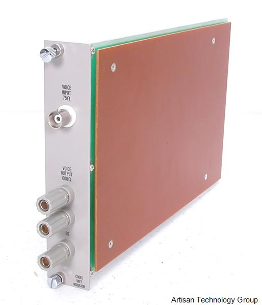 Anritsu MD0630B Codec Interface Unit