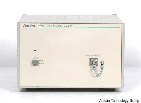 Anritsu MG922A White Light Source