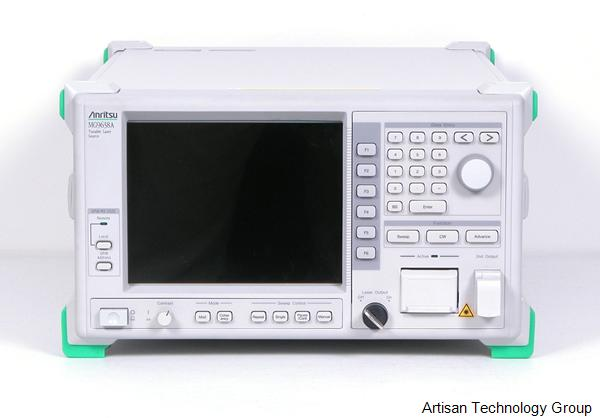 Anritsu MG9638A Tunable Laser Source