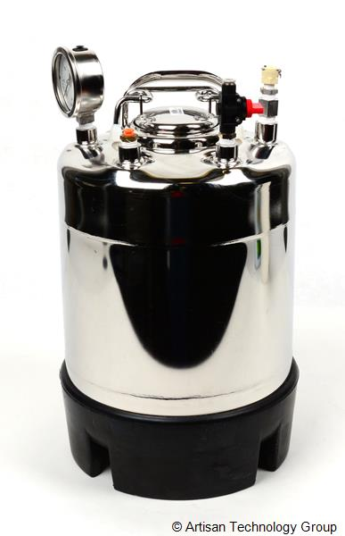 Apache Stainless Equipment 93-3 Portable Stainless Steel Pressure Vessel