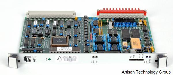 Applied Materials 0100-20100 Analog I/O VME Module
