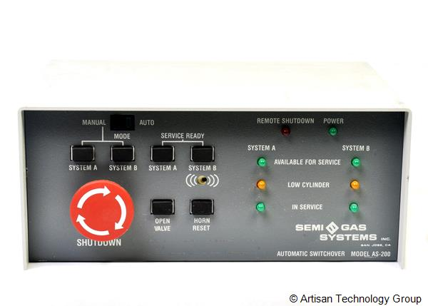 Applied Energy Systems / Semi-Gas AS-200 Automatic Switchover Module