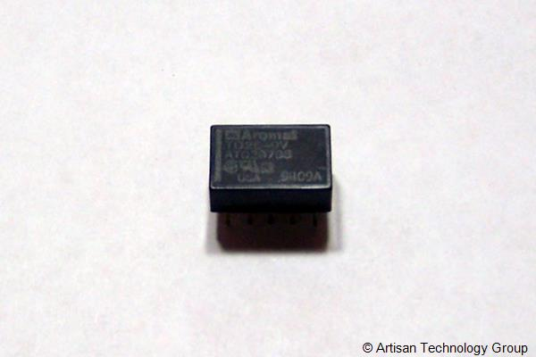 Aromat TQ2E-9V Ultra-Small Low Profile DIP Relay