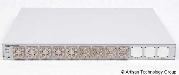 Astronics / EADS / Racal 1257A-1-2-B-AAAAAEEEF000 Scalable RF Interface Unit