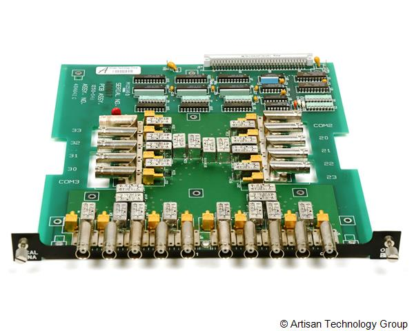 Astronics / EADS / Racal Option 1250-54B 1 GHz x 4 RF Multiplexer Module