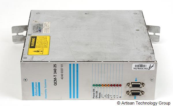 Atlas Copco QCM-T 340 25 Servo Unit