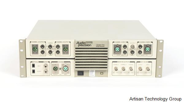 Audio Precision SYS-322G System One Dual Domain Audio Tester