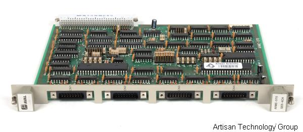 Aval Data AVME-070 SER 4-Channel VME Module