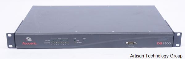 Emerson / Avocent DS1800 Digital Switching System