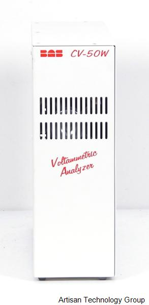 Bioanalytical Systems CV-50W Voltammetric Analyzer