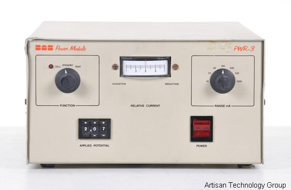 Bioanalytical Systems PWR-3 Power Module/Potentiostat