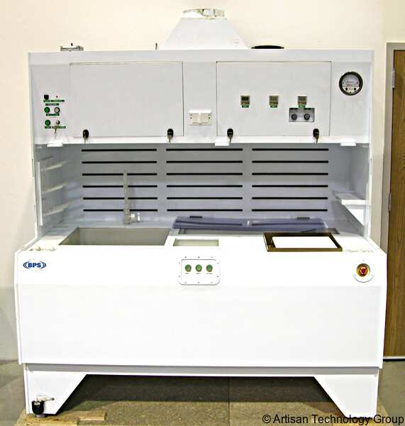BPS M72FD Wet Bench Processing Station