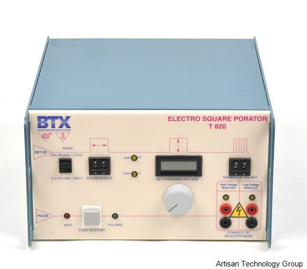 Harvard Apparatus / BTX T820 Electro Square Porator