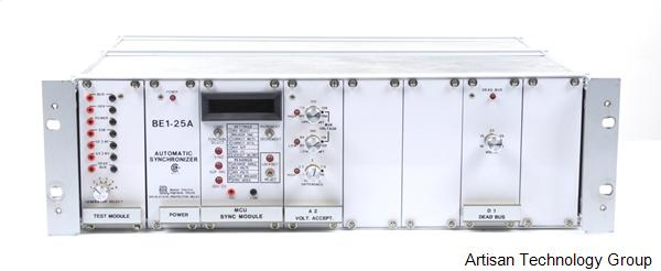 Basler Electric BE1-25A Automatic Synchronizer