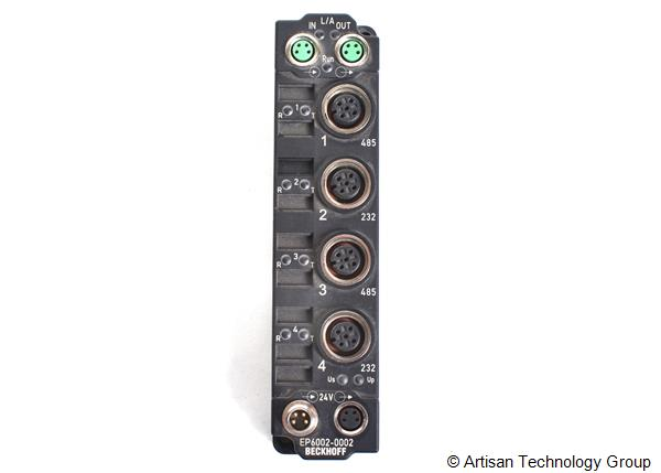 Beckhoff EP6002-0002 2-Channel Serial Interface
