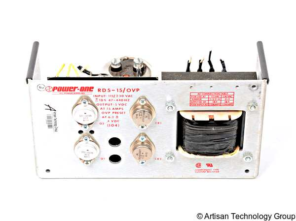 Bel Fuse / Power-One RD5-15/OVP DC Power Supply