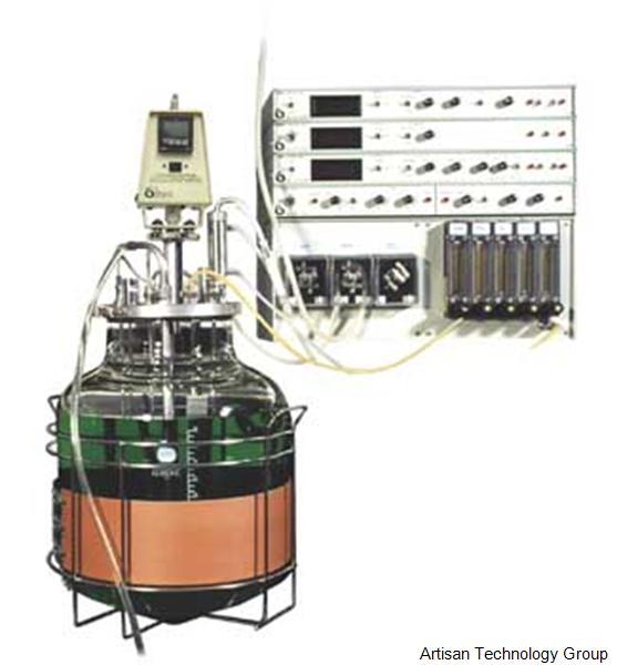 Bellco Glass BCS 36-liter Flat Bottom Vessel Bioreactor System