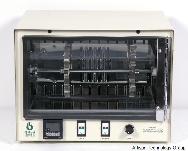 Bellco Glass Mini Autoblot Hybridization Oven