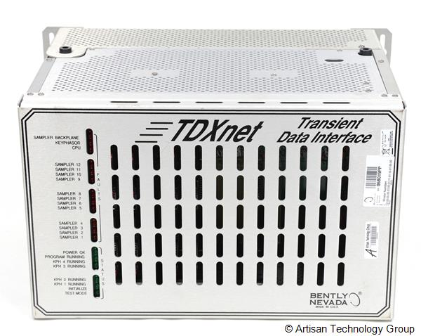 GE / Bently Nevada 2155 TDXnet Transient Data Interface Mainframe