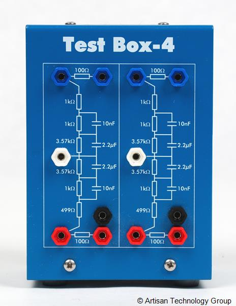 BioLogic Test Box-4 Multi-Cell DC to Dummy Cell