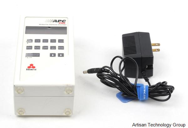 Biotest APC Plus Four-Channel Airborne Particle Counter