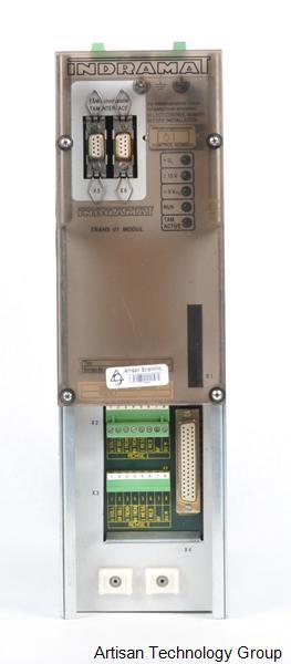 Bosch / Rexroth / Indramat TRANS 01 M02.0000 AC Servo Controller Module