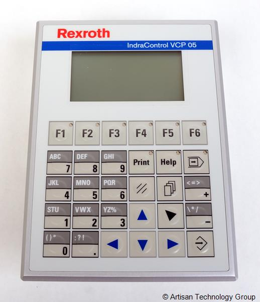 Bosch / Rexroth / Indramat VCP05.2DSN-003-SR-NN-PW Compact Operator Terminal