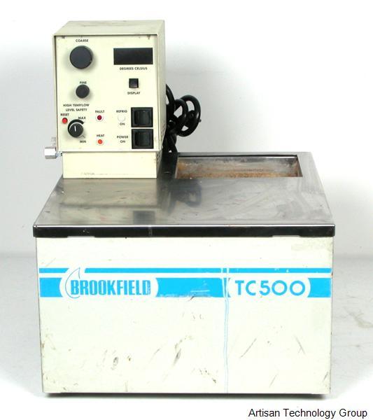 Brookfield TC-500 Refrigerated Circulating Bath