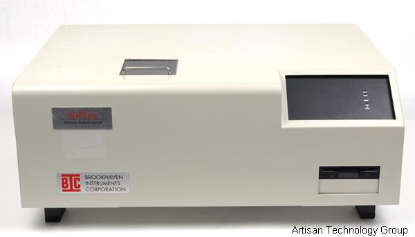 Brookhaven 90Plus Particle Size Analyzer