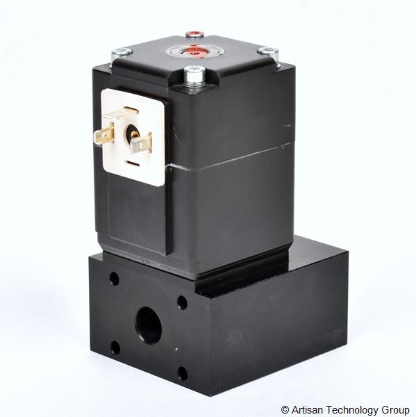 Burkert Type 2875 Direct-Acting 2-Way Standard Solenoid Control Valve