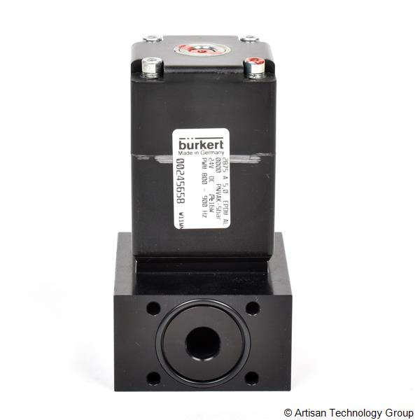 Burkert Type 8626 Mass Flow Controller for Gases (MFC)