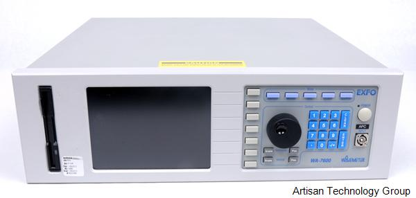 Thorlabs / Exfo / Burleigh WA-7600-EA Wavemeter Optical Channel Analyzer