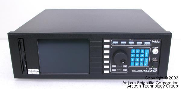 Thorlabs / Exfo / Burleigh WA-7600 Wavemeter Optical Channel Analyzer