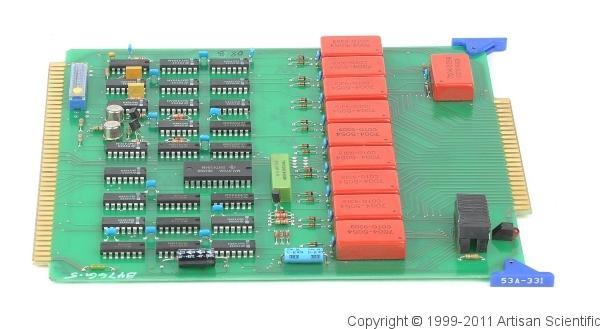 Aeroflex / Tektronix / CDS 53A-331 Reed Relay Scanner Card